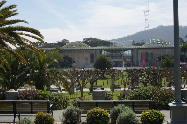 Academy of Sciences in Golden Gate Park