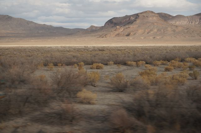 Views from the California Zephyr