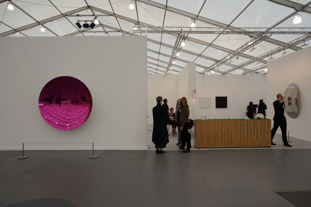 Anish Kapoor at Frieze