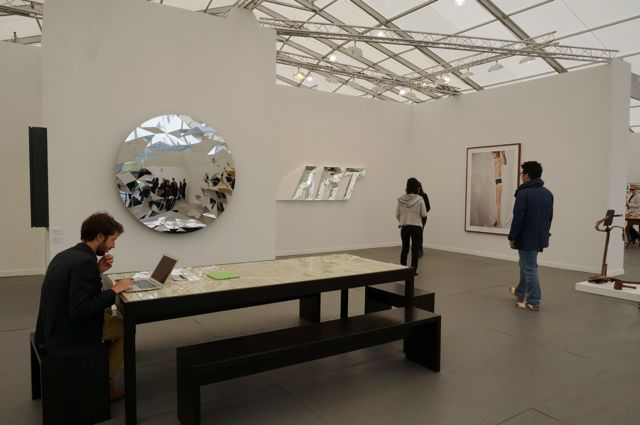 Frieze mirrors