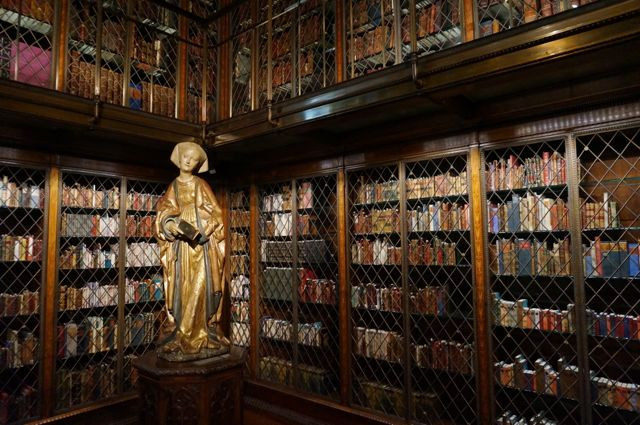Morgan library books