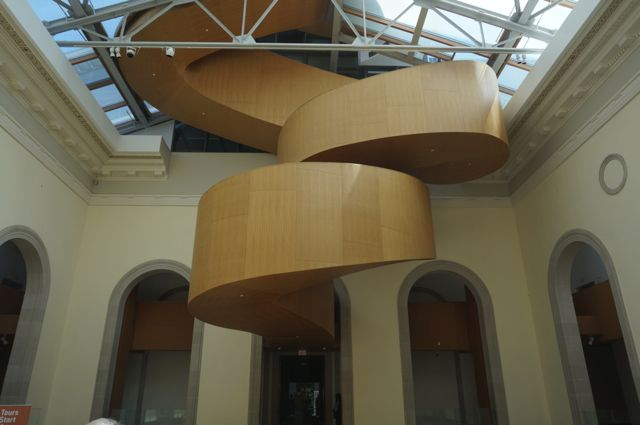 AGO stairs
