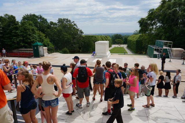 Arlington tomb 3
