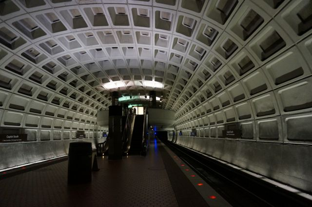 Capitol South Subway