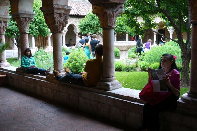 Cloisters 7