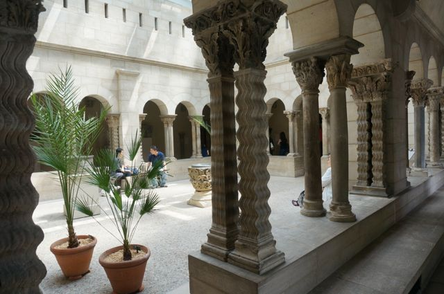 Cloisters 9