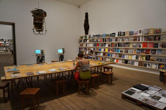 Gaba's library