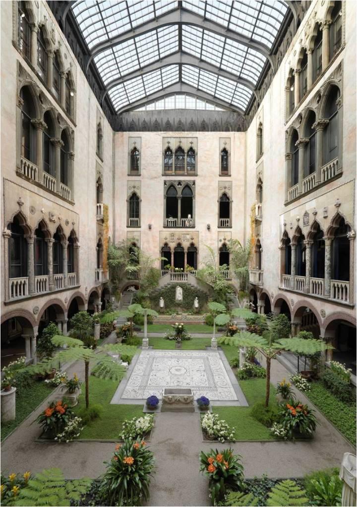 The internal garden